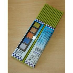 Esteira profissional de plástico para sushi - Hasegawa Makisu