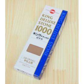 Pedra para amolar facas - KING - 1000