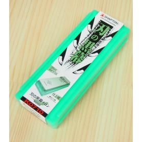 Pedra para dar acabamento espelhado-granulatura 30.000 - Shapton for professionals - serie kuroobi (faixa preta) caixa roxa