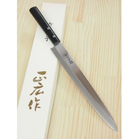 Japanese Yanagiba Knife - MASAHIRO - Masahiro Stainless Serie - Sizes: 20 / 24 / 27cm