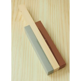 Double Sided Whetstone Knife Sharpener - TAKEDA HAMONO - Medium and Thin