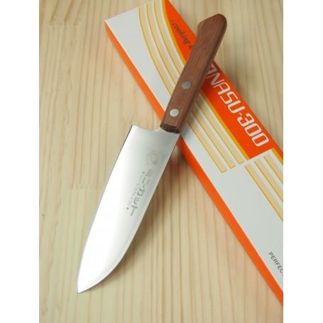 Japanese Santoku Mini Knife - NASU - Nasu 300 Serie - Size: 13,5cm