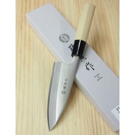 Japanese Ajikiri Knife - FUJITORA - MV Serie - Sizes: 10,5 / 12cm