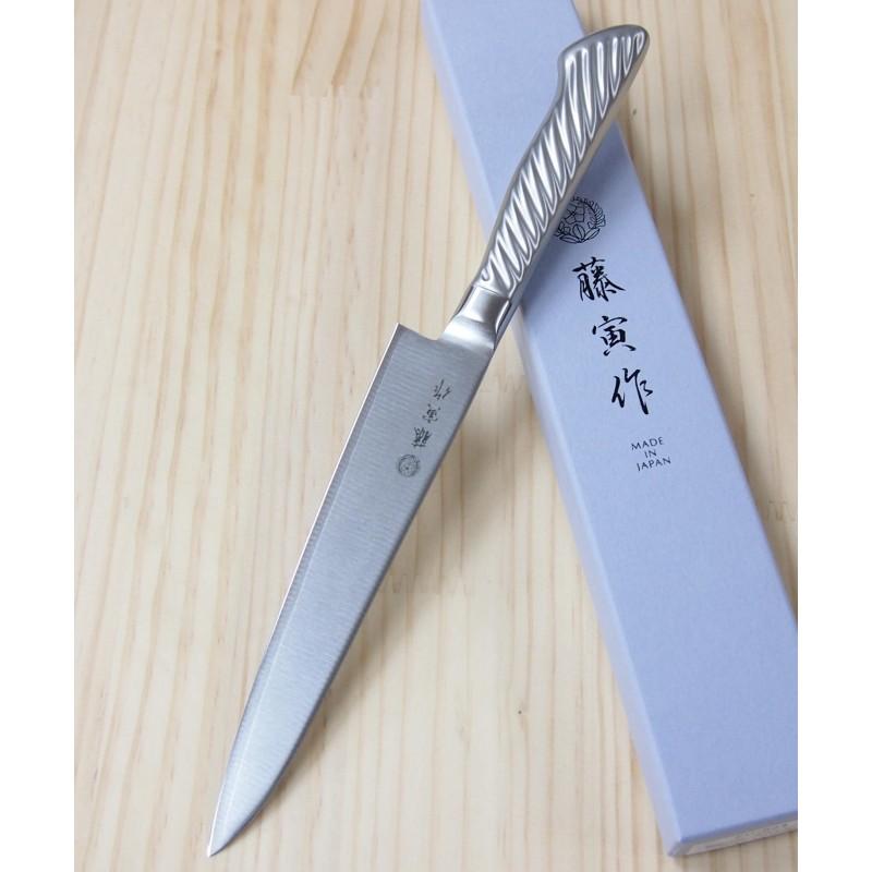 Faca japonesa petit FUJITORA (Antiga Tojiro pro) - Tam:12/15/18cm