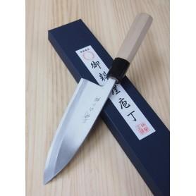 Faca japonesa aideba MIURA Série tokujo - Tam: 16,5cm