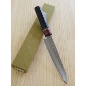 Japanese Petty Knife - MIURA KNIVES - Aka Tsuchime VG10 Serie - Size: 15cm