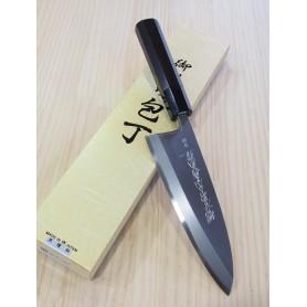 Japanese Deba Knife - YOSHIHIRO - Blue Kasumi Serie - Sizes: 15 / 16,5 / 18 / 19,5 / 21cm