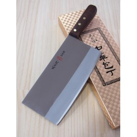 Chinese Cleaver - MASAHIRO - Molybdenum Stainless Steel Serie - Size: 21cm