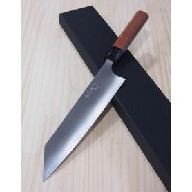 Faca japonesa do chef gyuto KOTETSU SHIBATA Série R2 tam:21/24cm
