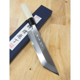 Faca japonesa para enguia - Unagi estilo Edo (Tokyo) MIURA - Série Gokujo 18cm