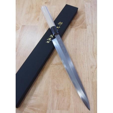 Japanese Yanagiba Knife - SUISIN - Sakai Suisin Serie - Size: 27cm
