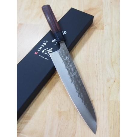 Japanese Chef Gyuto Knife - YU KUROSAKI - Megumi R2 Serie - Size: 21cm
