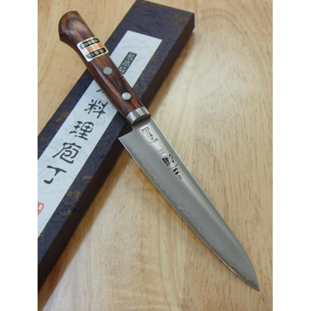 Japanese Petty Knife - MIURA - DP Gold Serie - Size: 13,5cm